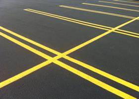 Commercial asphalt maintenance services