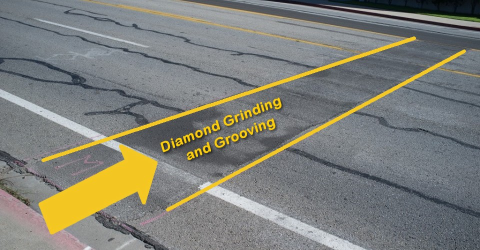 Diamond Grinding and Grooving
